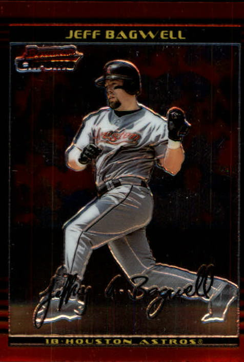 2002 Bowman Chrome #45 Jeff Bagwell