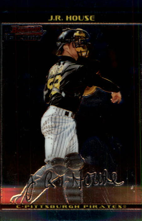 2002 Bowman Chrome #149 J.R. House