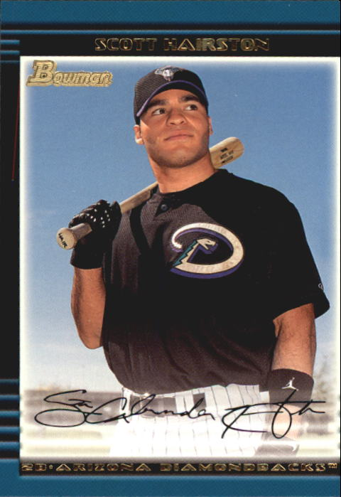 2002 Bowman Draft #BDP116 Scott Hairston RC
