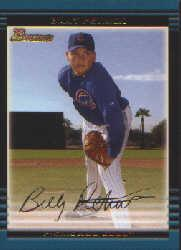 2002 Bowman Draft Gold #BDP21 Billy Petrick