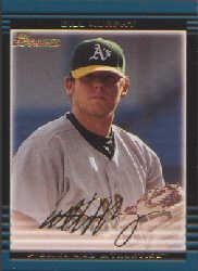 2002 Bowman Draft Gold #BDP28 Bill Murphy