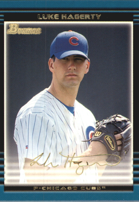 2002 Bowman Draft Gold #BDP32 Luke Hagerty