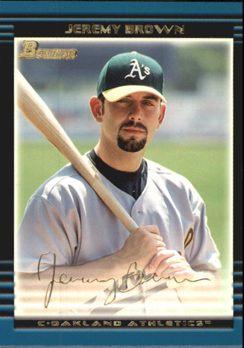 2002 Bowman Draft Gold #BDP34 Dan Meyer