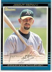 2002 Bowman Draft Gold #BDP35 Jeremy Brown