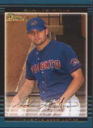 2002 Bowman Draft Gold #BDP46 Adam Peterson