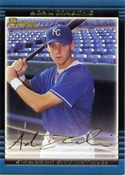 2002 Bowman Draft Gold #BDP47 Adam Donachie