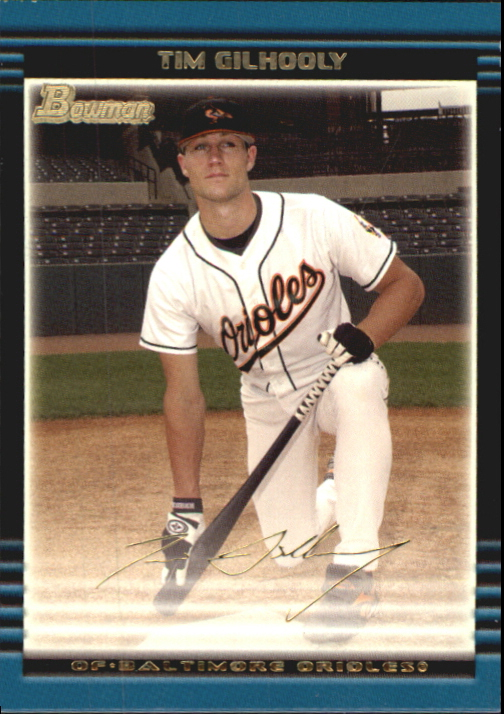2002 Bowman Draft Gold #BDP56 Tim Gilhooly