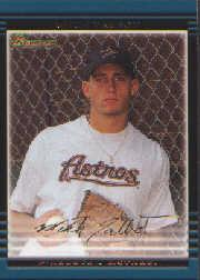 2002 Bowman Draft Gold #BDP74 Mitch Talbot