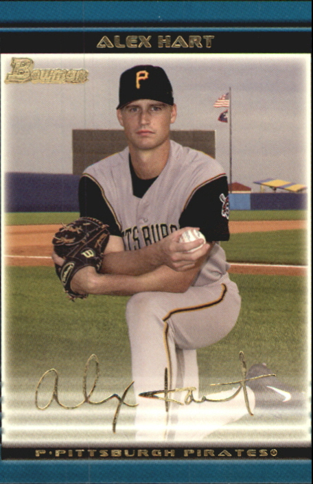 2002 Bowman Draft Gold #BDP85 Alex Hart