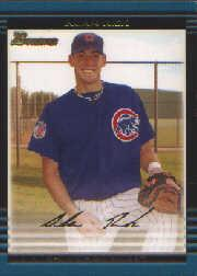 2002 Bowman Draft Gold #BDP90 Alan Rick