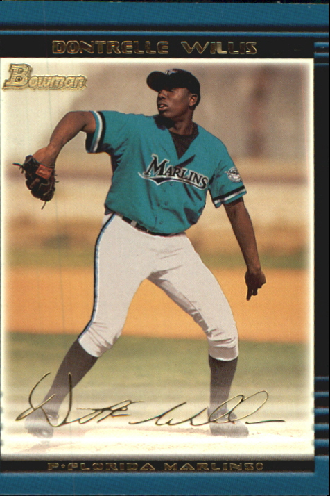 2002 Bowman Draft Gold #BDP120 Dontrelle Willis