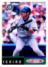 2002 Topps Total Pre-Production #PP2 Ichiro Suzuki