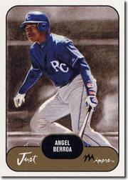 2002 Just Prospects #2 Angel Berroa
