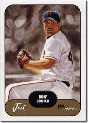 2002 Just Prospects #6 Boof Bonser
