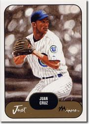 2002 Just Prospects #9 Juan Cruz