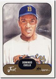 2002 Just Prospects #11 Domingo Cuello