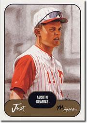 2002 Just Prospects #20 Austin Kearns