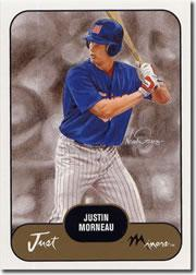 2002 Just Prospects #23 Justin Morneau