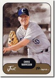 2002 Just Prospects #25 Chris Narveson
