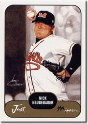 2002 Just Prospects #28 Nick Neugebauer