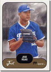2002 Just Prospects #33 Jose Rojas