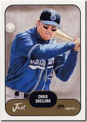 2002 Just Prospects #35 Chris Snelling