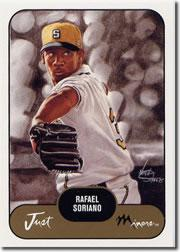 2002 Just Prospects #36 Rafael Soriano