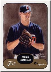 2002 Just Prospects #37 Dennis Tankersley
