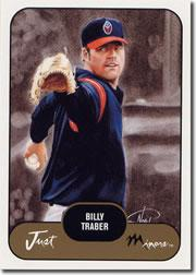 2002 Just Prospects #40 Billy Traber