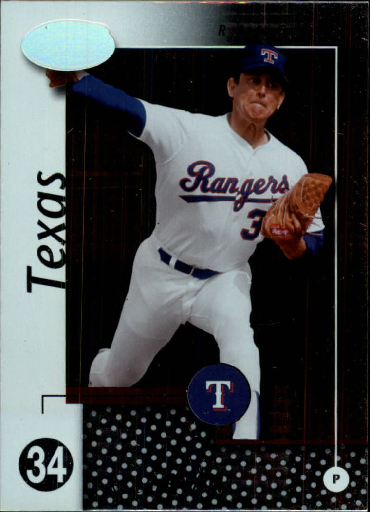 2002 Leaf Certified #38 Nolan Ryan