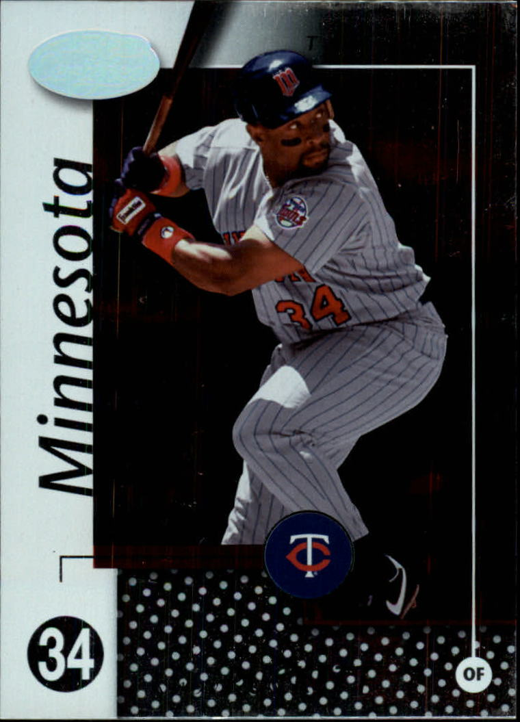 2002 Leaf Certified #49 Kirby Puckett