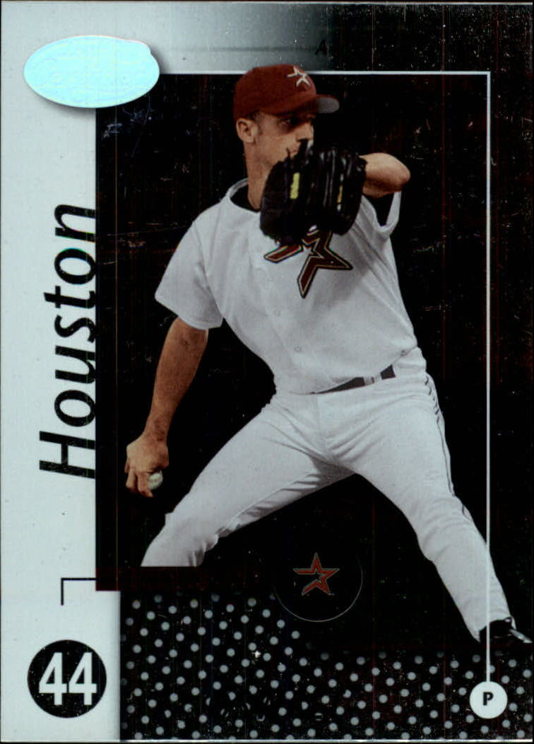 2002 Leaf Certified #67 Roy Oswalt