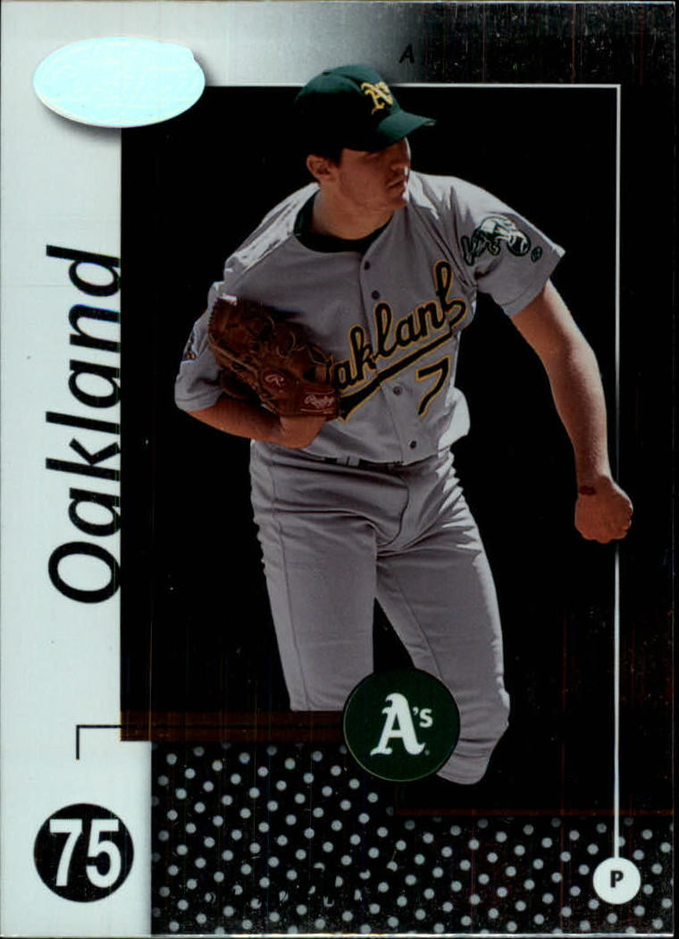 2002 Leaf Certified #69 Barry Zito