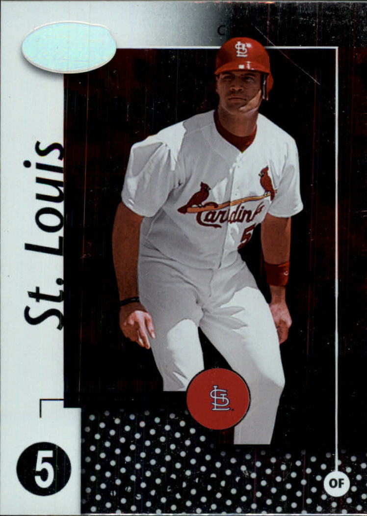 2002 Leaf Certified #147 Albert Pujols