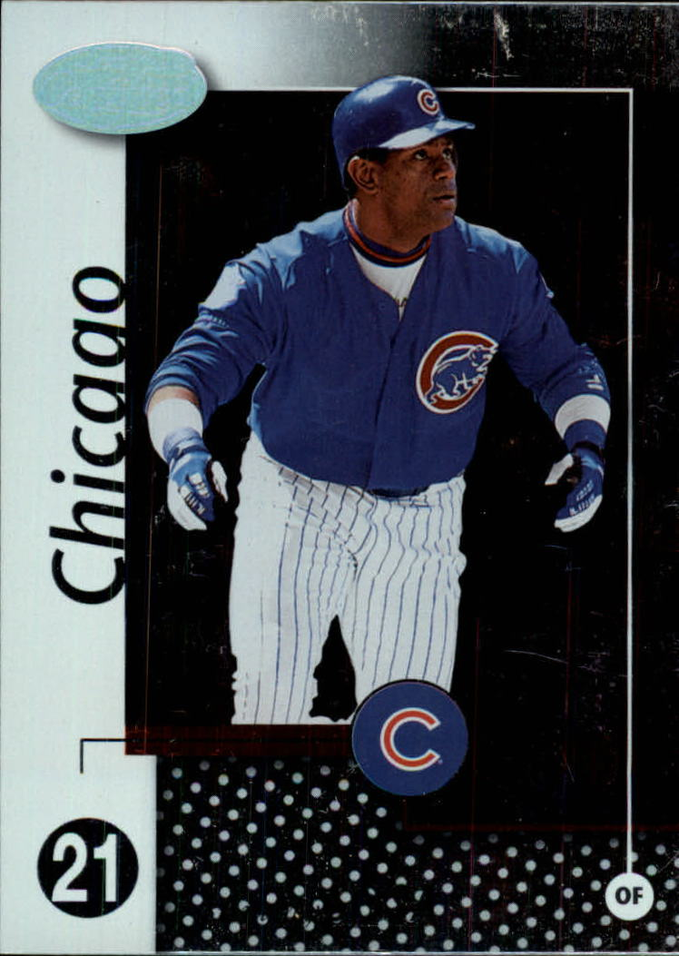 2002 Leaf Certified #148 Sammy Sosa