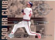 2002 UD Piece of History 500 Home Run Club #HR3 Reggie Jackson