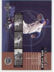 2002 UD Piece of History ERA Leaders #E5 Tom Seaver