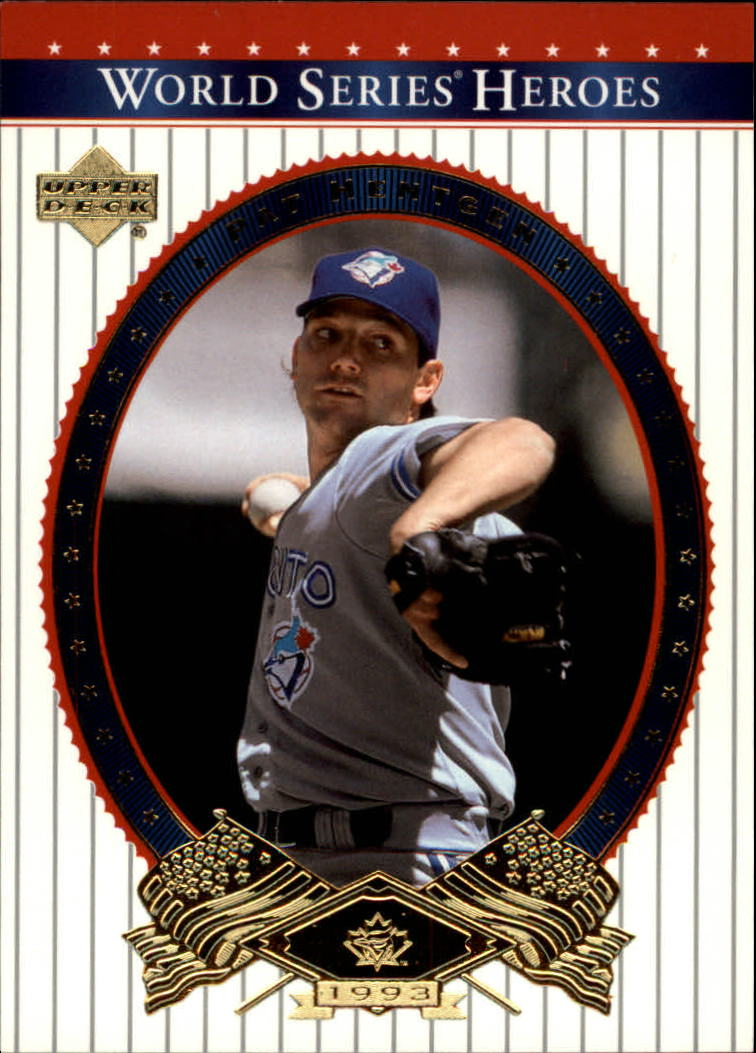 2002 Upper Deck World Series Heroes #9 Pat Hentgen