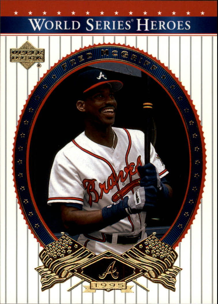 2002 Upper Deck World Series Heroes #17 Fred McGriff