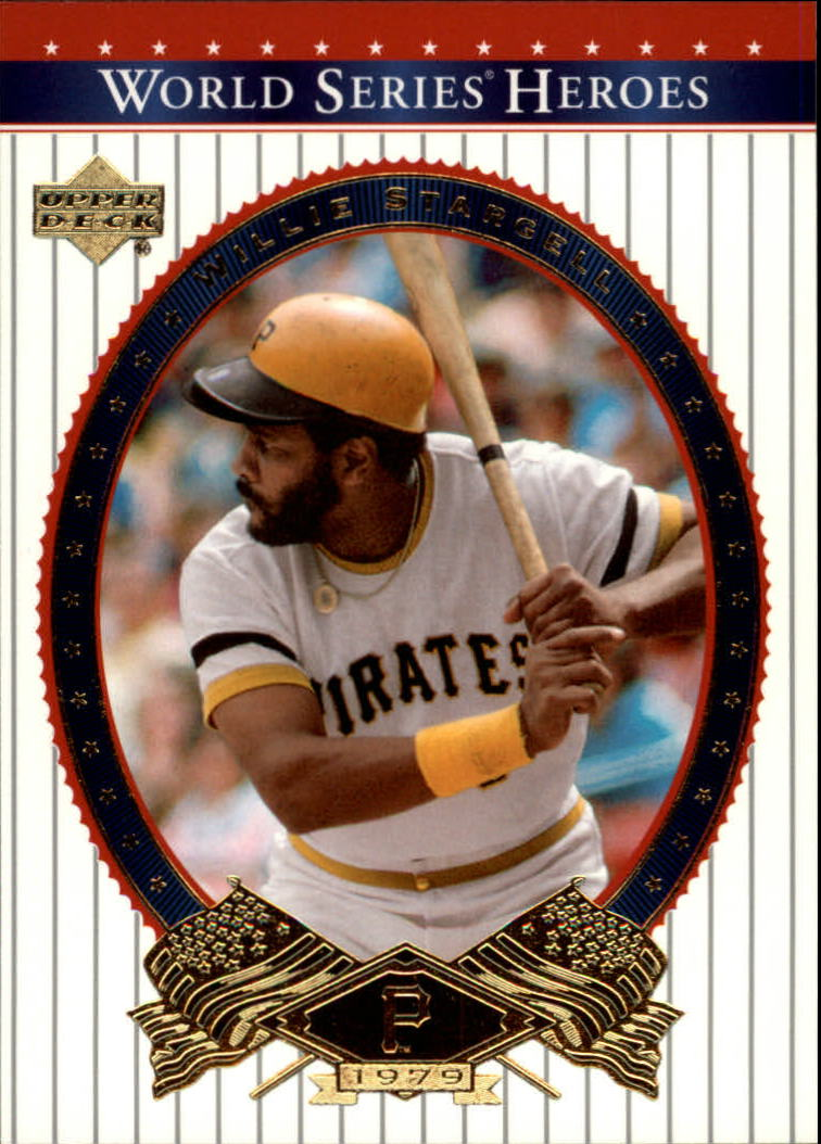 2002 Upper Deck World Series Heroes #62 Willie Stargell