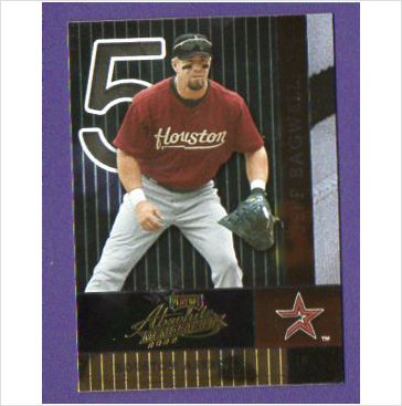 2002 Absolute Memorabilia #65 Jeff Bagwell