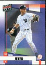 2002 Donruss Fan Club #5 Derek Jeter