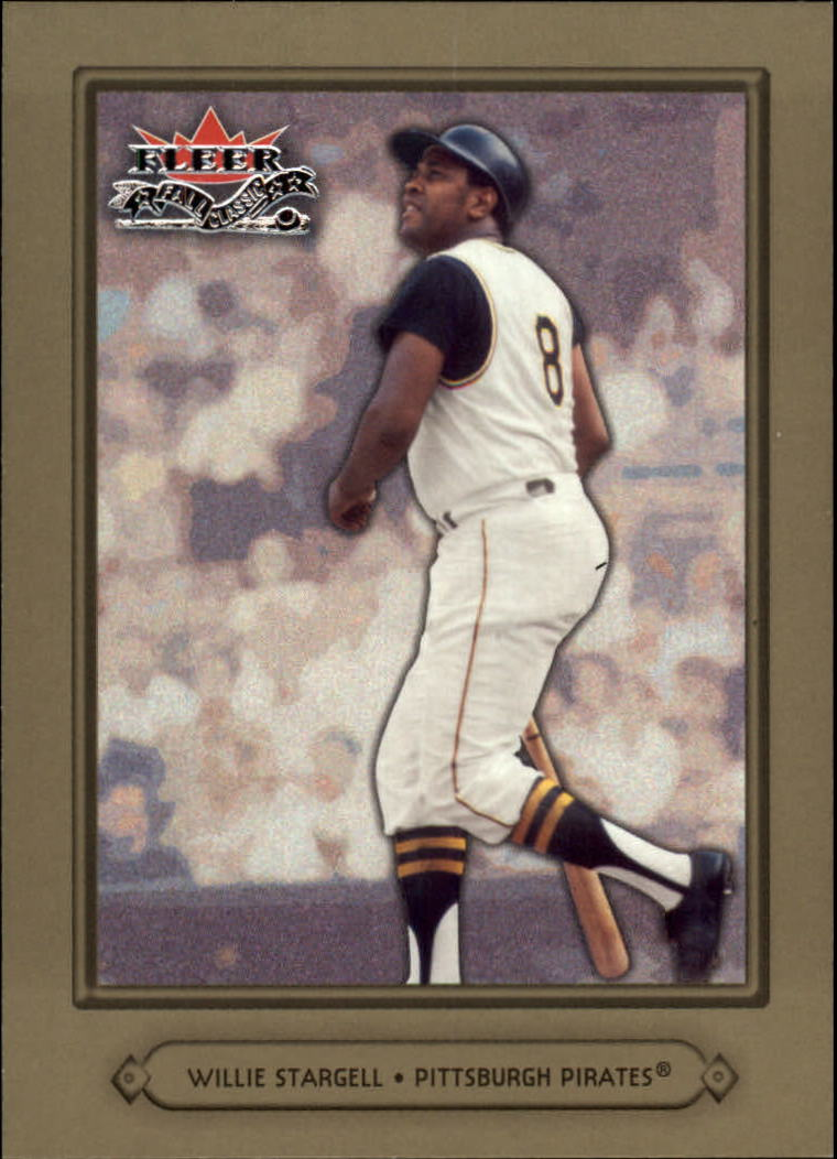 2002 Fleer Fall Classics #54 Willie Stargell