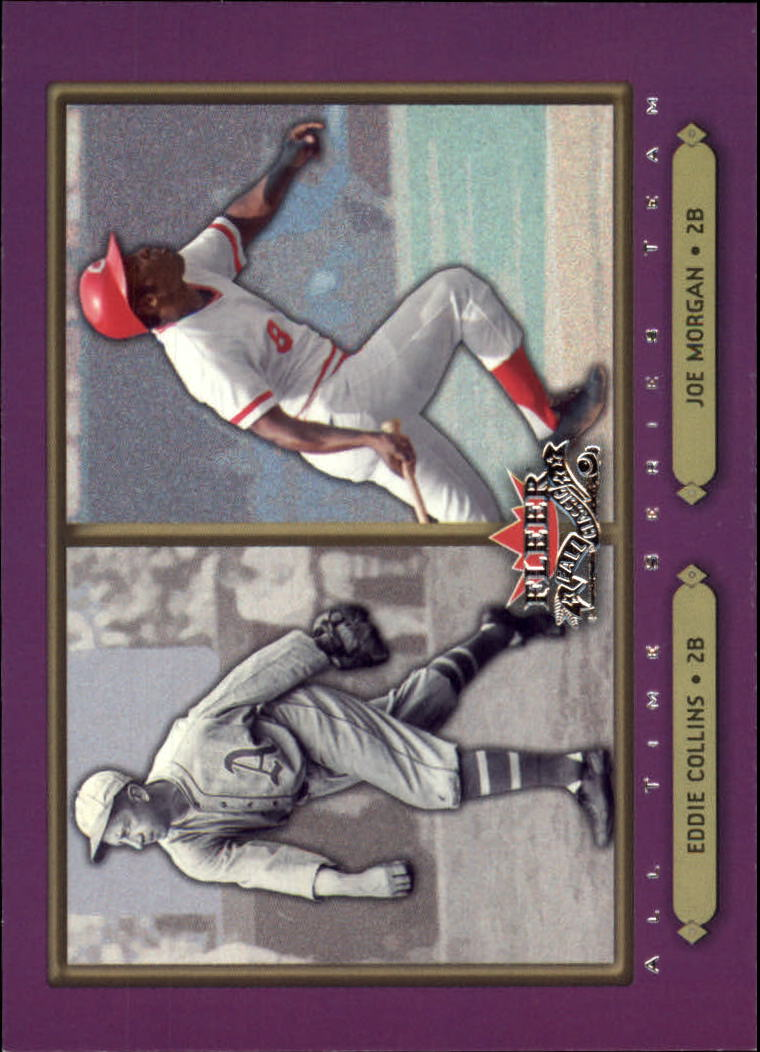 2002 Fleer Fall Classics #92 E.Collins/J.Morgan front image