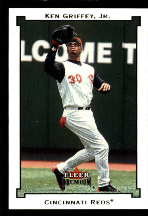 2002 Fleer Premium #3 Ken Griffey Jr.