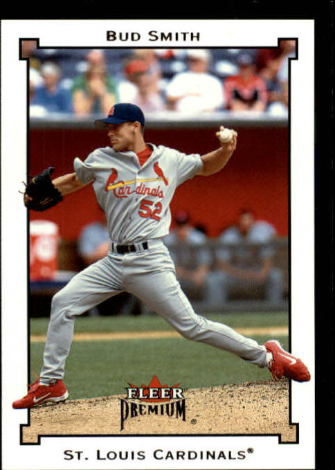 2002 Fleer Premium #8 Bud Smith