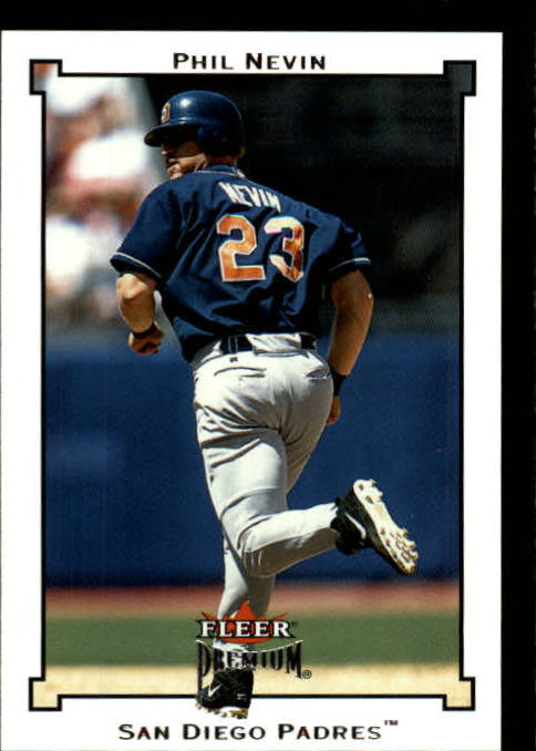 2002 Fleer Premium #15 Phil Nevin