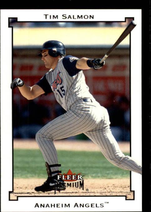 2002 Fleer Premium #33 Tim Salmon