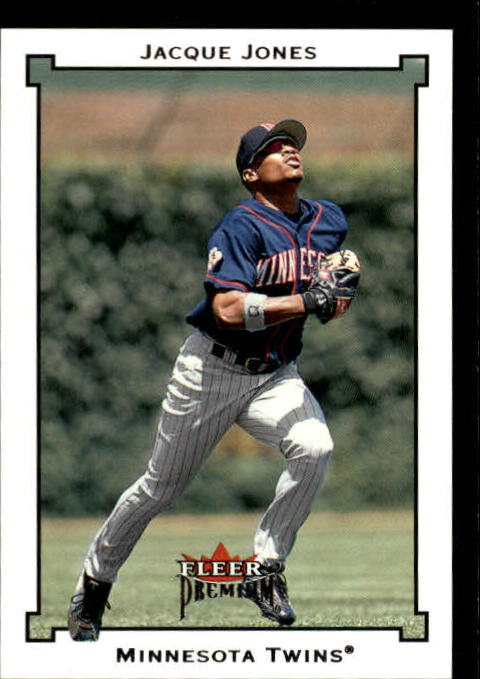 2002 Fleer Premium #37 Jacque Jones