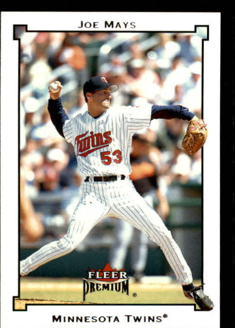 2002 Fleer Premium #53 Joe Mays